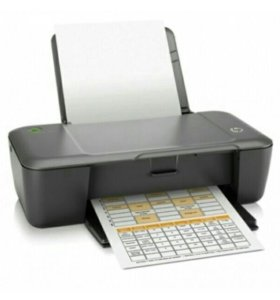 HP Deskjet 1000 Printer J110a