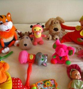 Игрушки, куклы