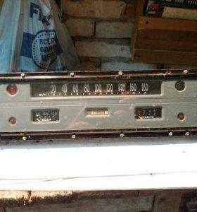 Приборная панель газ 24