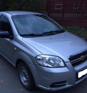 Chevrolet Aveo, 1.2 МТ, 2011, седан