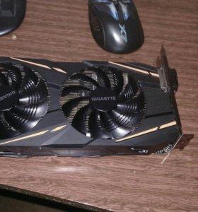 Видеокарта Gigabyte Radeon RX470 G1 Gaming 4G.Торг