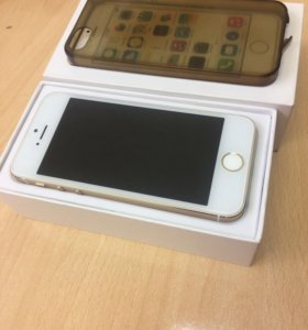 iPhone 5s 32gb gold рст
