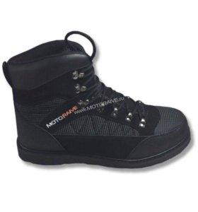 Новые вейдерсные ботинки motoraive
