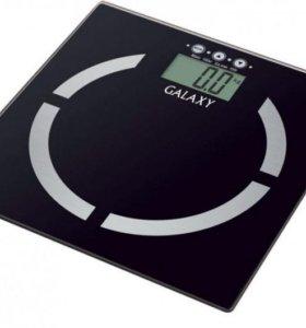 Весы Galaxy GL-4850 напольные электронные до180кг