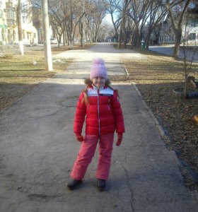 Куртка зимняя и штаны