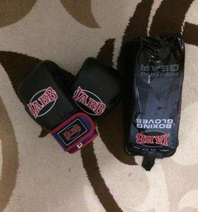 Продам боксёрские перчатки JABB