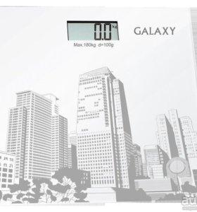 Весы Galaxy GL-4803 напольные до 180кг