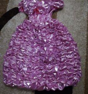 Платье на девочку рост от 100 см