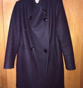 Тёплое пальто 44-46