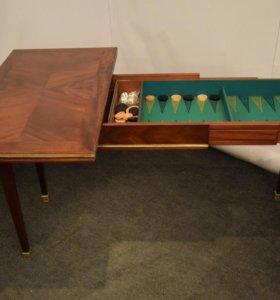 Антикварный ломберный стол