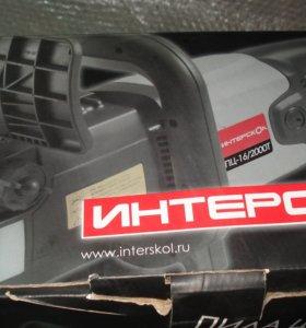Электропила Интерскол ПЦ16/2000ТН