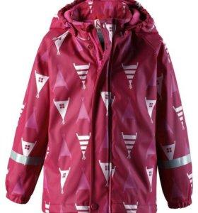 Куртка- дождевик. Reima.