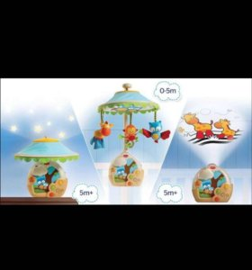 Мобиль « Волшебная лампа»