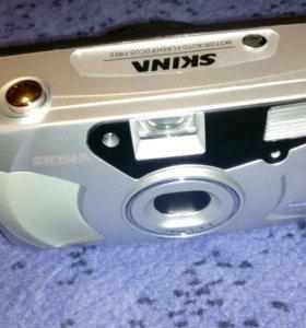 Фотоаппарат Skina Melo-3 пленочный 35 мм