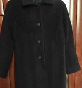 Пальто из шерсти