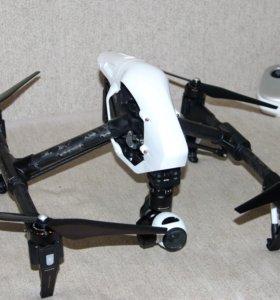 Квадрокоптер DJI Inspire 1 + Стабилизатор OSMO