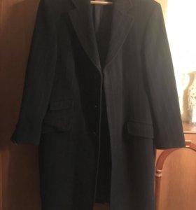 Пальто драповое Joop