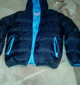 Куртка муж осень-зима