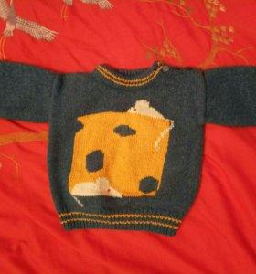 Новые свитер и рейтузы!