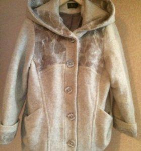 Пальто зима 50-52