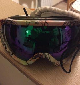Продам Очки сноубордические Dragon