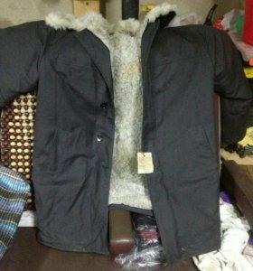 Куртка - натуральная овчина