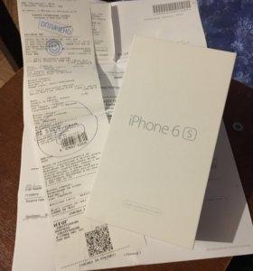 Айфон 6s(64) куплен сегодня