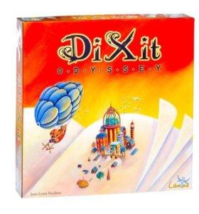 Диксит (dixit) новая