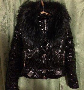 Новая Куртка зимняя Vininus