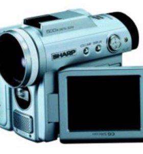 Видеокамера кассетная Sharp VL-Z7S