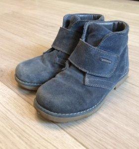 Демисезонные ботинки для мальчика 28 размер