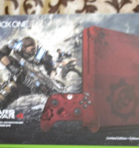 Xbox one s 2tb gears of war 4 (limeted edition)
