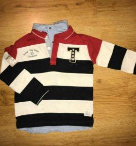 Детская рубашка Zara