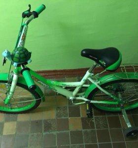 Велосипед от 6 до 9 лет