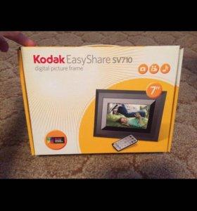 Цветная фоторамка Kodak новая