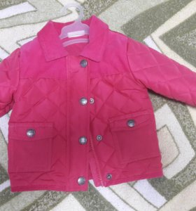 Стеганная куртка Некст (3-6мес)