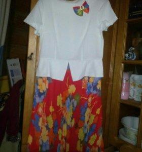 Новое платье 50 размер