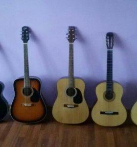 Гитарки в отличном состоянии
