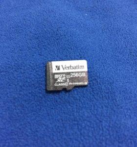 Микро SD карта памяти(торг)