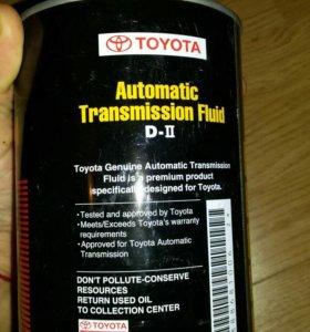 TOYOTA D-II Декстрон -2 масло акпп
