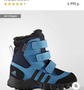 Зимние ботинки Adidas 24