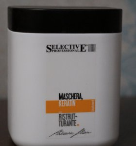 Маска Selective, Maschera Keratin, 1000 ml