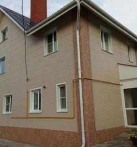 Обновленный строительный материал для фасада