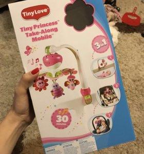 """Мобиль Tiny Love """"Моя принцесса»"""