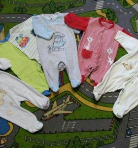 Одежда для малыша 56