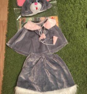 Карнавальный костюм «Мышка»