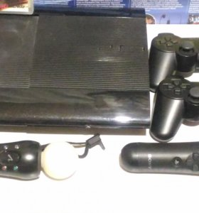 SONY PS-3 500Gb super-slim.