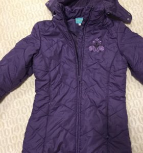 Куртка синтепон для девочки