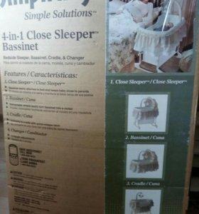 Колыбелька кроватка детская