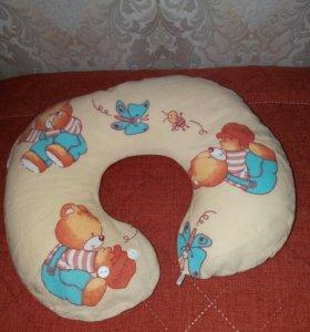 Подушка для младенца воротник